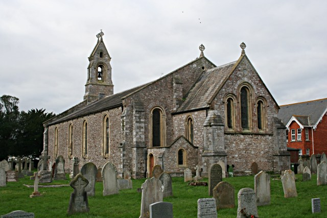 St Paul's Church, Starcross