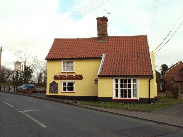 'The Barley Mow' inn