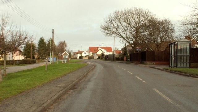 Upper Street, Witnesham
