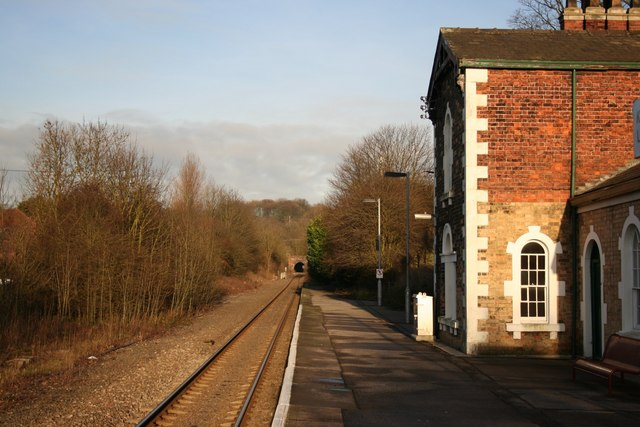 Kirton-in-Lindsey Station