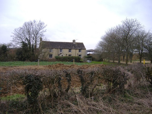 Brook farm, Hankerton