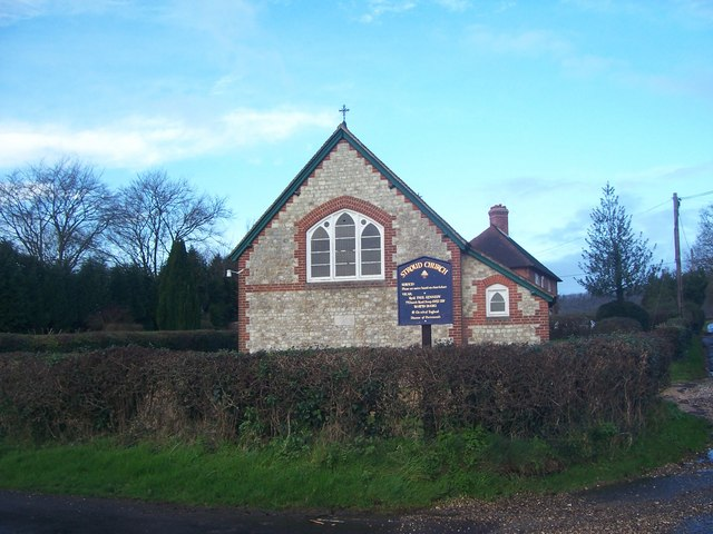 Stroud Church, Stroud near Petersfield