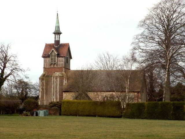 St. Mary's church, Swilland, Suffolk
