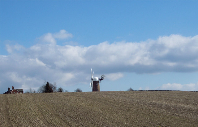 The Windmill at Wilton
