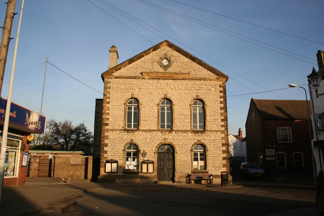 Kirton-in-Lindsey Town Hall