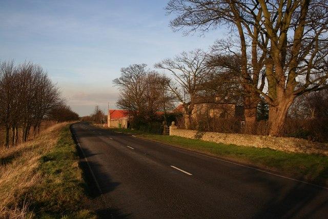 South Cliff Farm