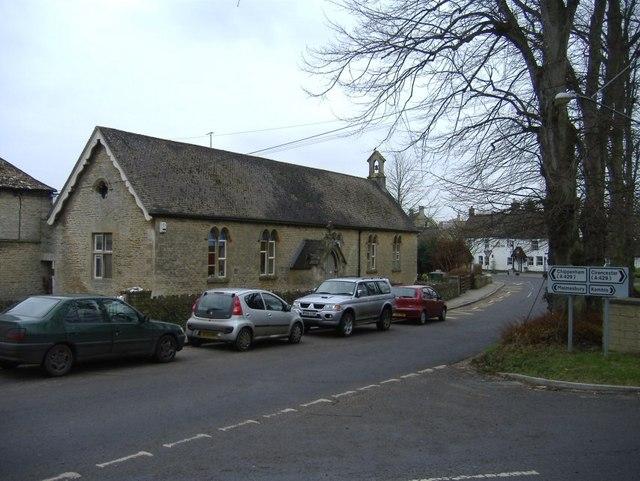 Crudwell school