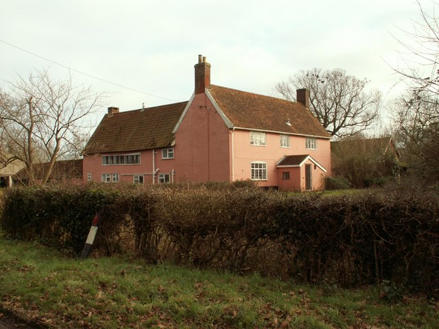 Farmhouse at Southwood Farm