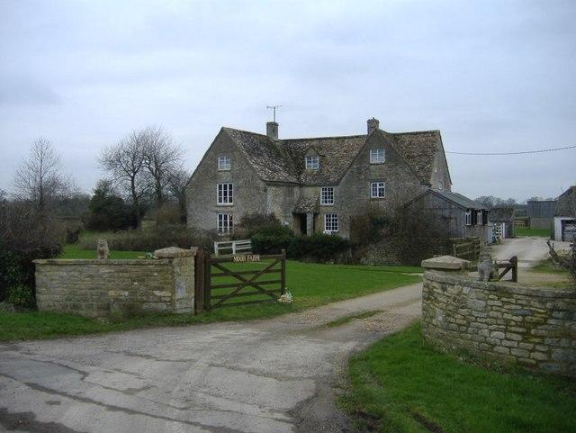 Moor farm, Lower Moor