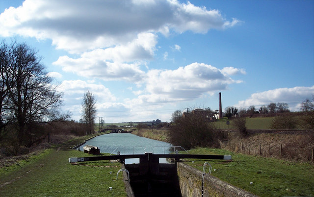The Kennet and Avon Canal at Crofton