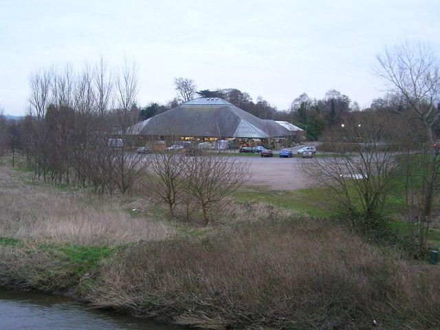 Wyvale Garden Centre at Wolseley Bridge