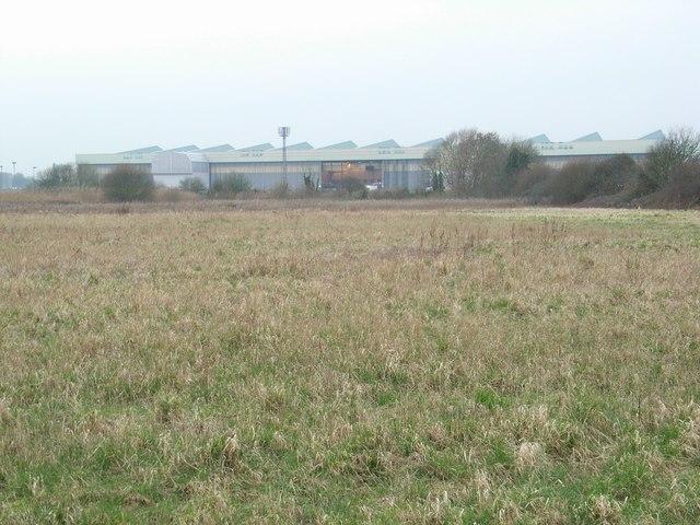 Large hangar