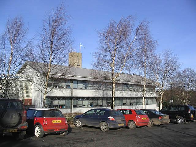 Scottish Borders Council Regional Headquarters