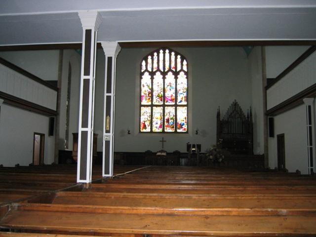 Kilconquhar Church Interior