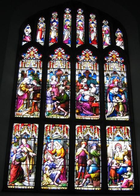 Kilconquhar Church East Window