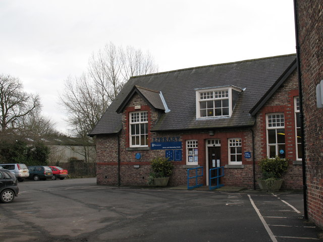 Thirsk Public Library