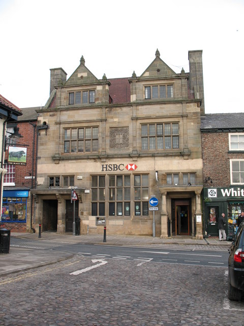 HSBC Bank Thirsk