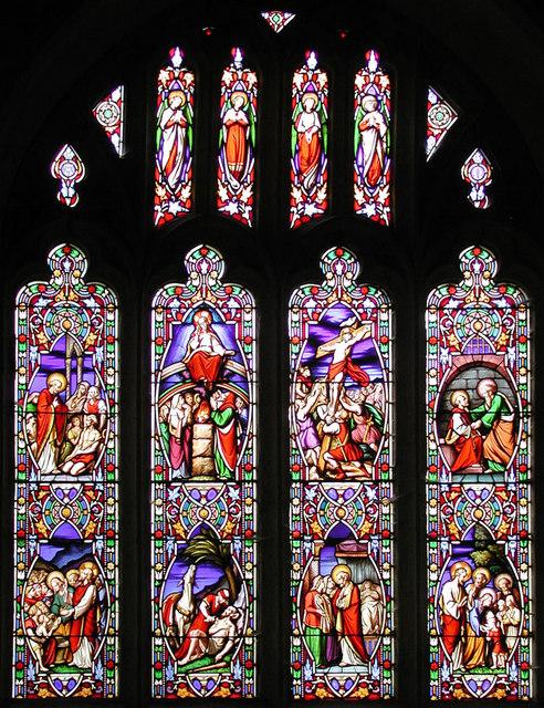St Lawrence, Bapchild, Kent - Window