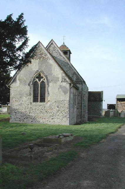 St Bartholomew, Goodnestone, Kent