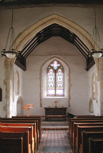 St Bartholomew, Goodnestone, Kent - East end