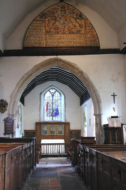 St Mary, Fordwich Kent - East end