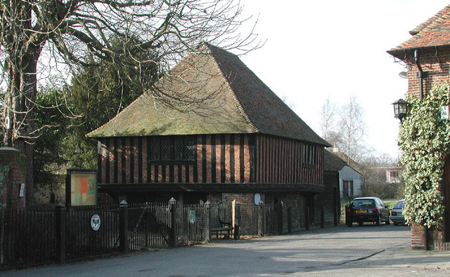 Town Hall, Fordwich, Kent