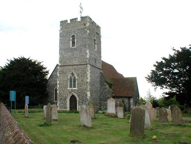 St Bartholomew, Bobbing, Kent