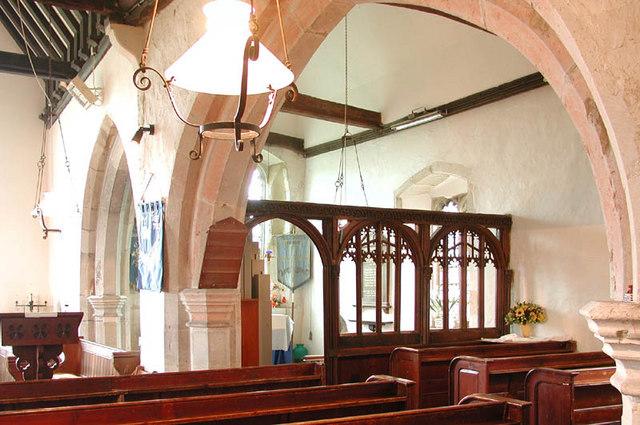 All Saints, Iwade, Kent - Interior