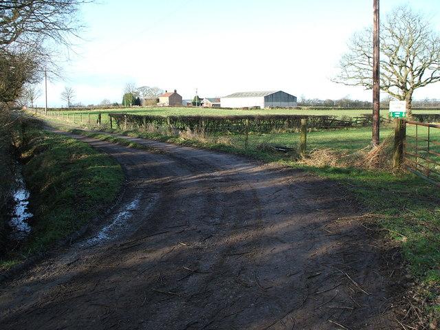 Martin Hill Farm, Moor Lane, Haxby, York