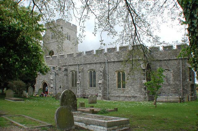 All Saints, Eastchurch, Kent