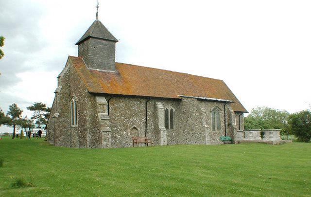 St Thomas, Harty, Kent