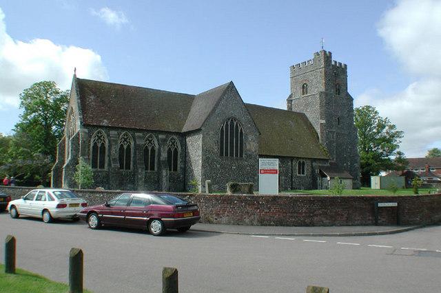 St Mary, Chartham, Kent