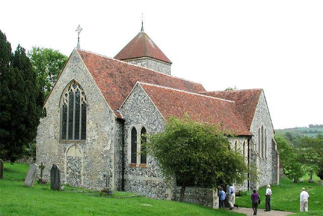 St Lawrence, Godmersham, Kent