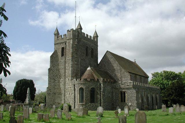 St Gregory & St Martin, Wye, Kent