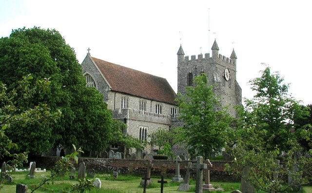 St Gregory & St Martin, Wye, Kent