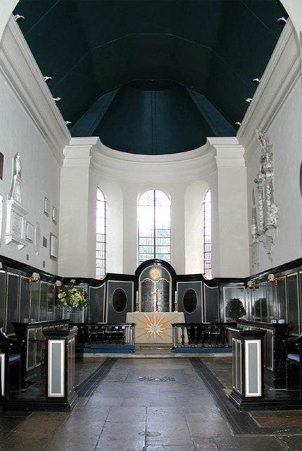 St Gregory & St Martin, Wye, Kent - Chancel