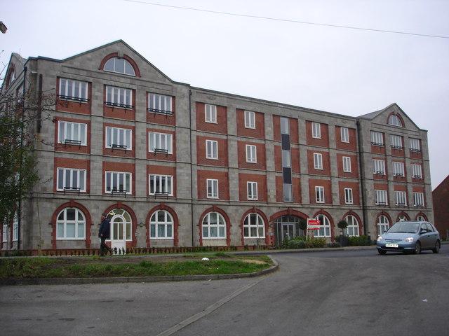 The Tannery, Downton