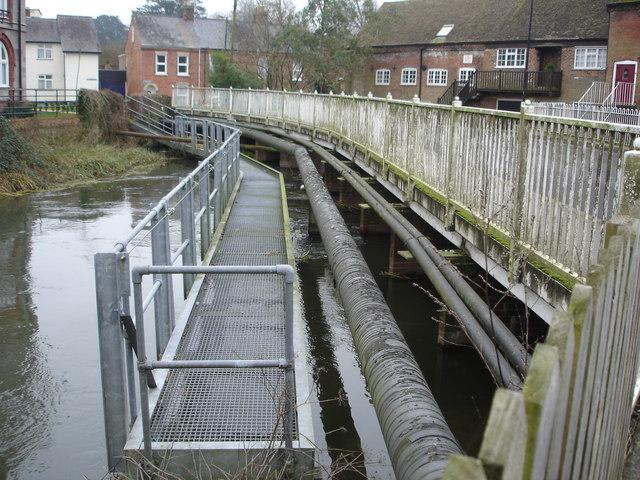 Tannery Bridge, Downton
