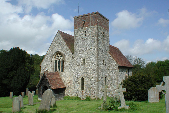 St Mary, Hastingleigh, Kent