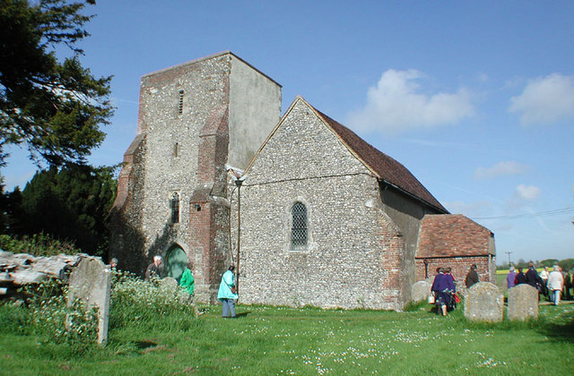 St Mary, Stelling Minnis, Kent
