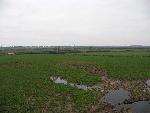 Open Farmland.