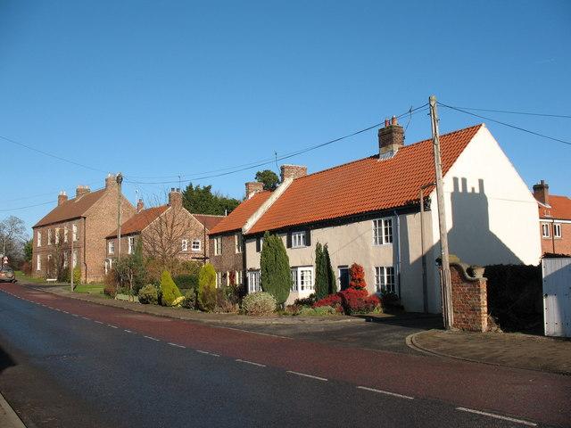 Front Street Topcliffe