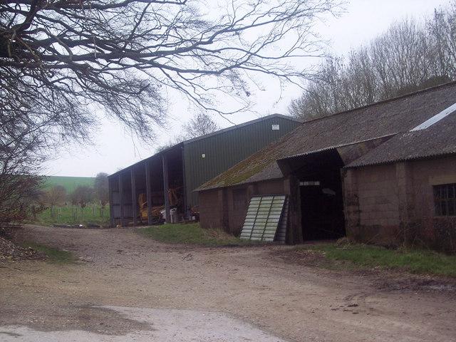 Barns at Chalk Pyt Farm