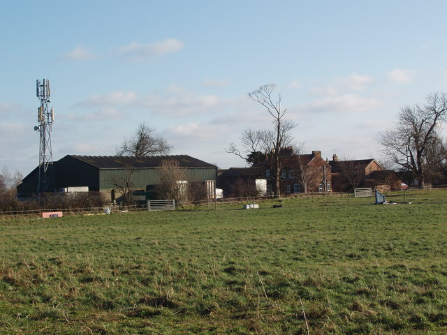 Eastfield Farm, Woodthorpe, York