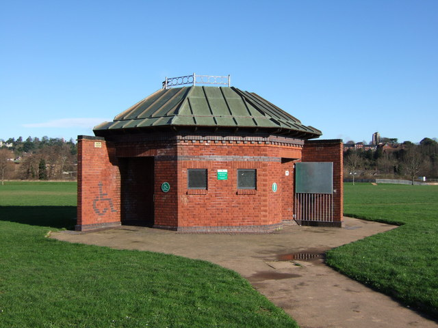 Public toilets, Exwick Playing Fields