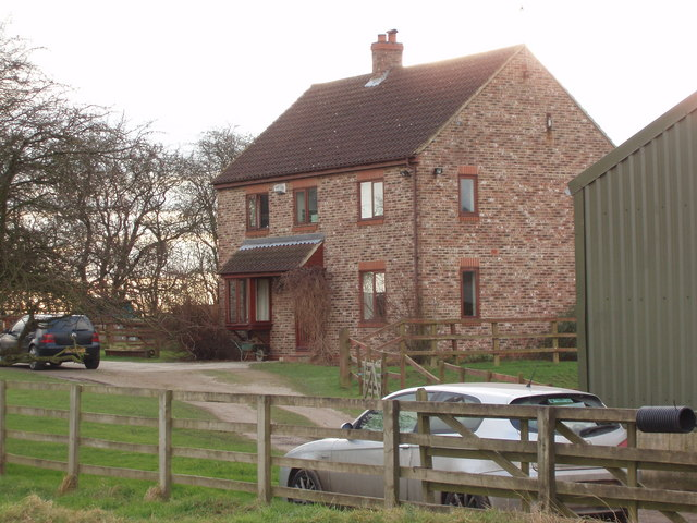 Farmhouse on Springs Lane,  Walton