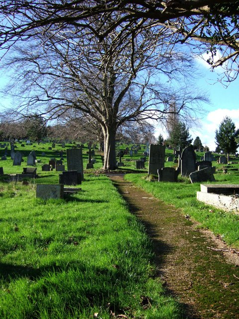 Exwick Cemetery