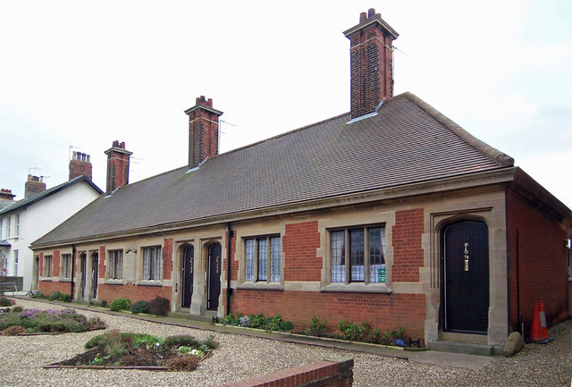 Pickering Almshouses, Hornsea