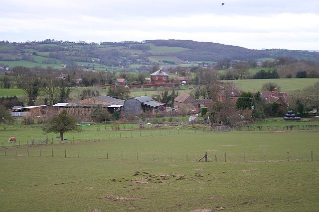 Lower Vinesend Farm