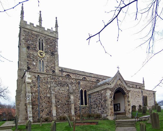 Hornsea Church